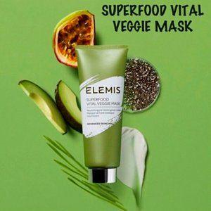🆕 NWOB 🌿ELEMIS Superfood Vital Veggie Mask